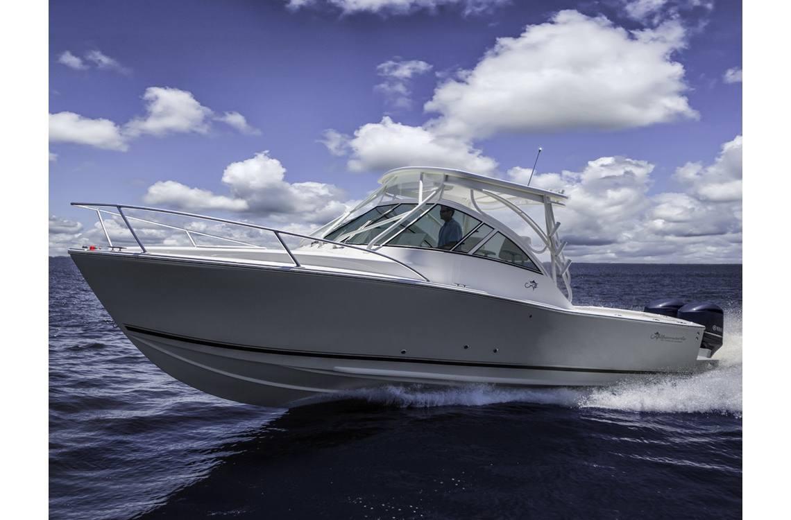 2019 Albemarle 27 Express - Sara Bay Marina