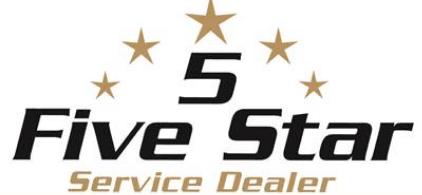 5 Star Dealer Logo