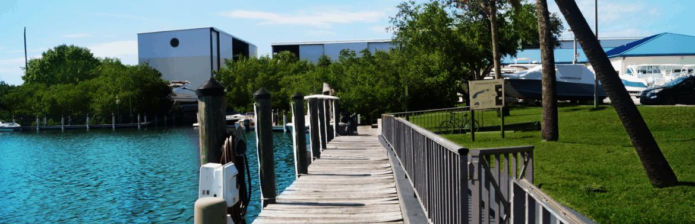Marina Dock Photo