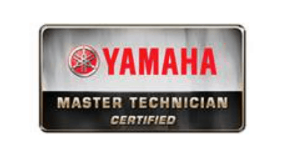 Yamaha Master Technician Certified