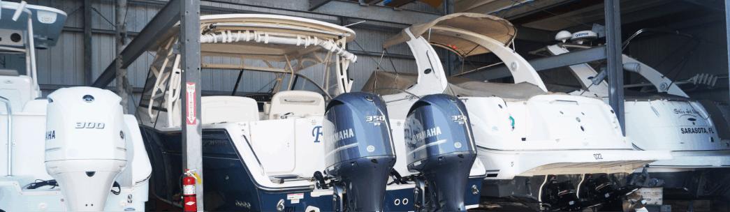 Storage Units at Sara Bay Marina