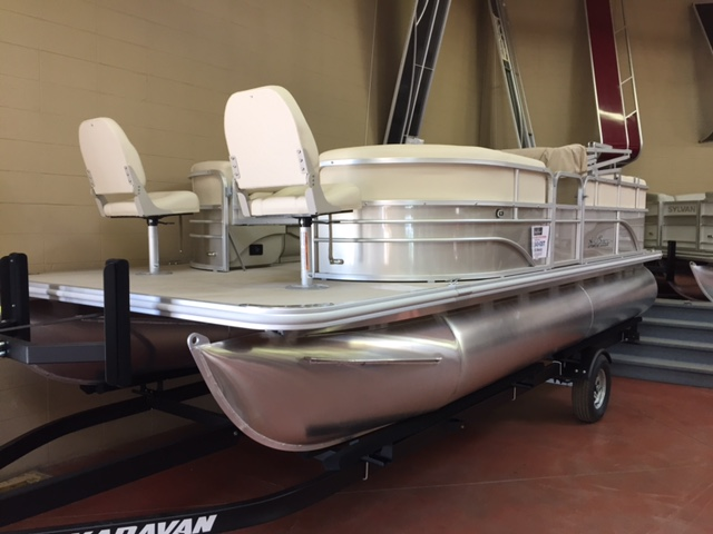 NEW 2017 Sunchaser Classic DS20 W/60HP - Shipwreck Marine