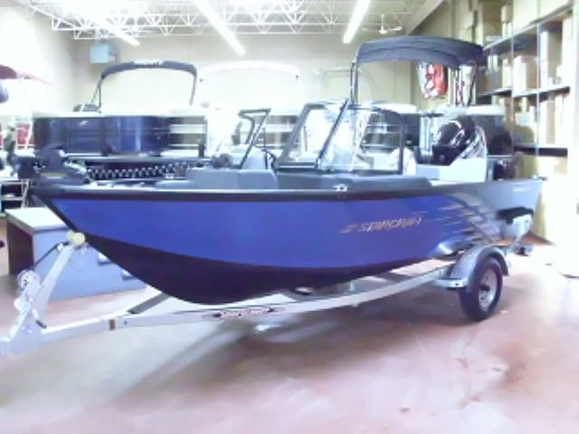 NEW 2018 Starcraft 166 Stealth DC - Shipwreck Marine