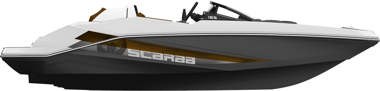 NEW 2018 Scarab 165 Identity Impulse - Shipwreck Marine