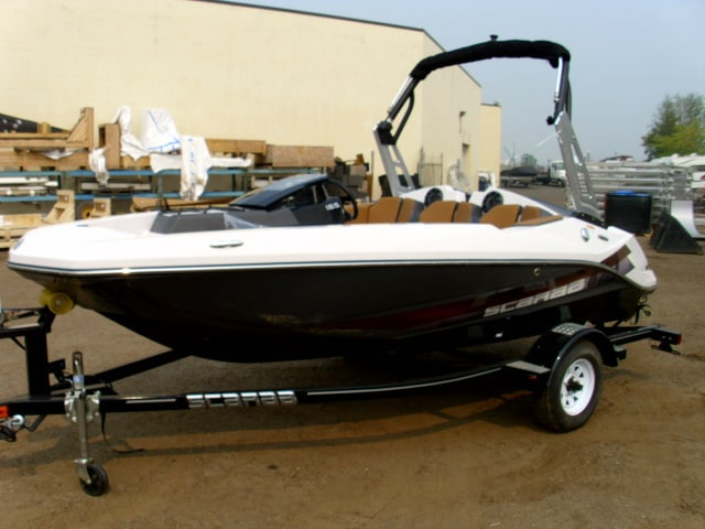 NEW 2018 Scarab 165 Identity Impulse - Shipwreck Marine