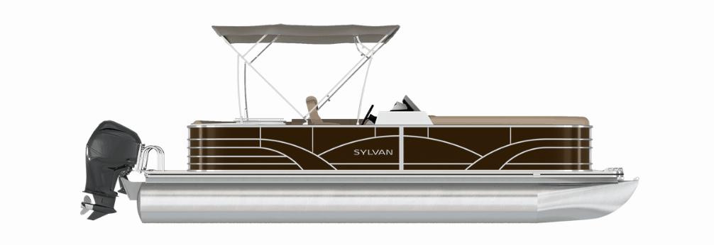 NEW 2019 Sylvan Mirage 822 LZ - Shipwreck Marine