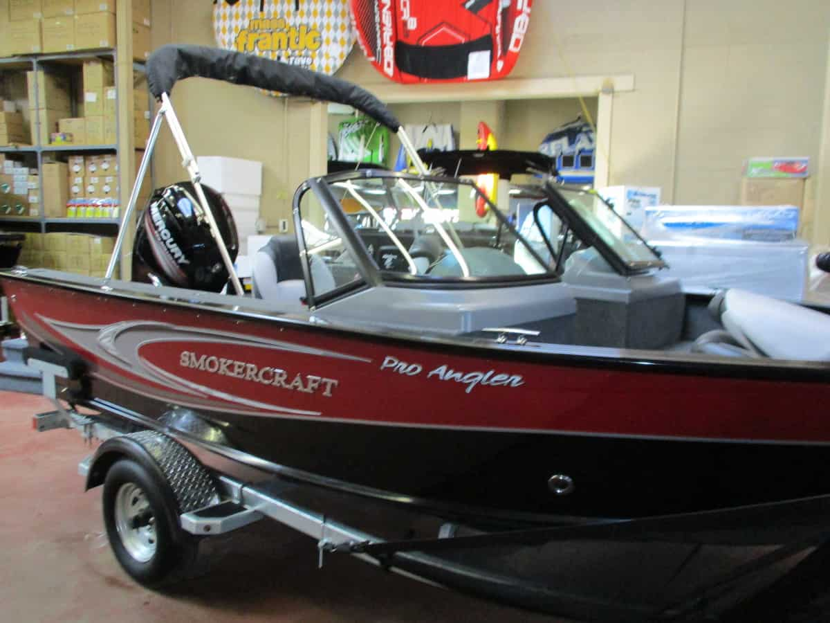 NEW 2018 Smokercraft 172 Pro Angler - Shipwreck Marine