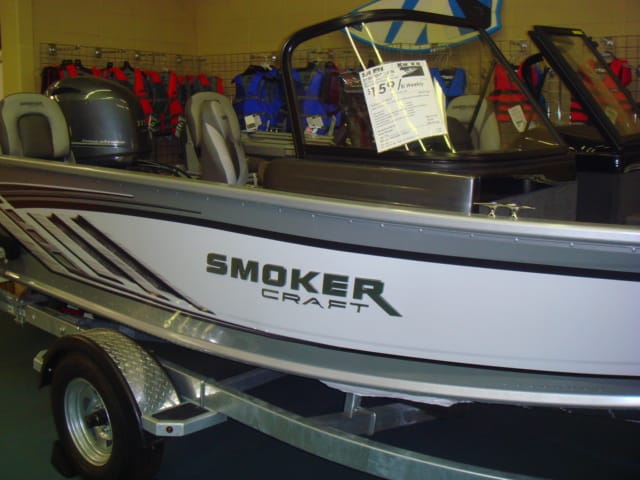 NEW 2019 Smokercraft 172 Ultima New Model - Shipwreck Marine