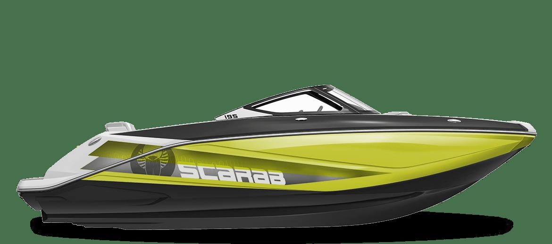 NEW 2018 Scarab 195 Identity - Shipwreck Marine