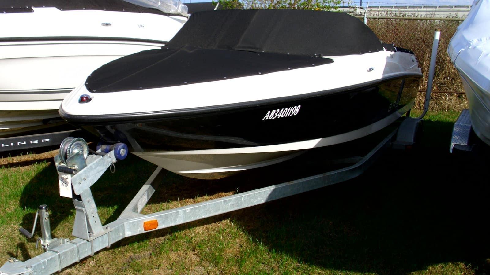USED 2012 Bayliner 175 BR Fish and Ski - Shipwreck Marine