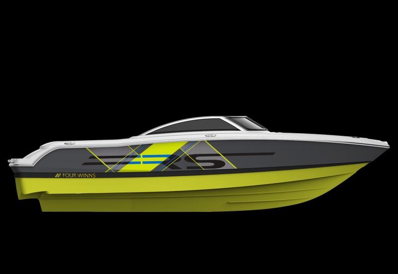 NEW 2018 Four Winns Horizon 190 RS W/Tower - Shipwreck Marine