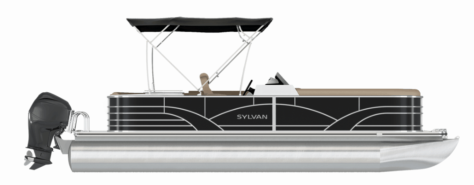 NEW 2019 SYLVAN Mirage 820 Party Fish - Shipwreck Marine