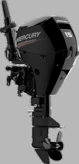 NEW 1 Mercury 15 MH 4S EFI - Shipwreck Marine