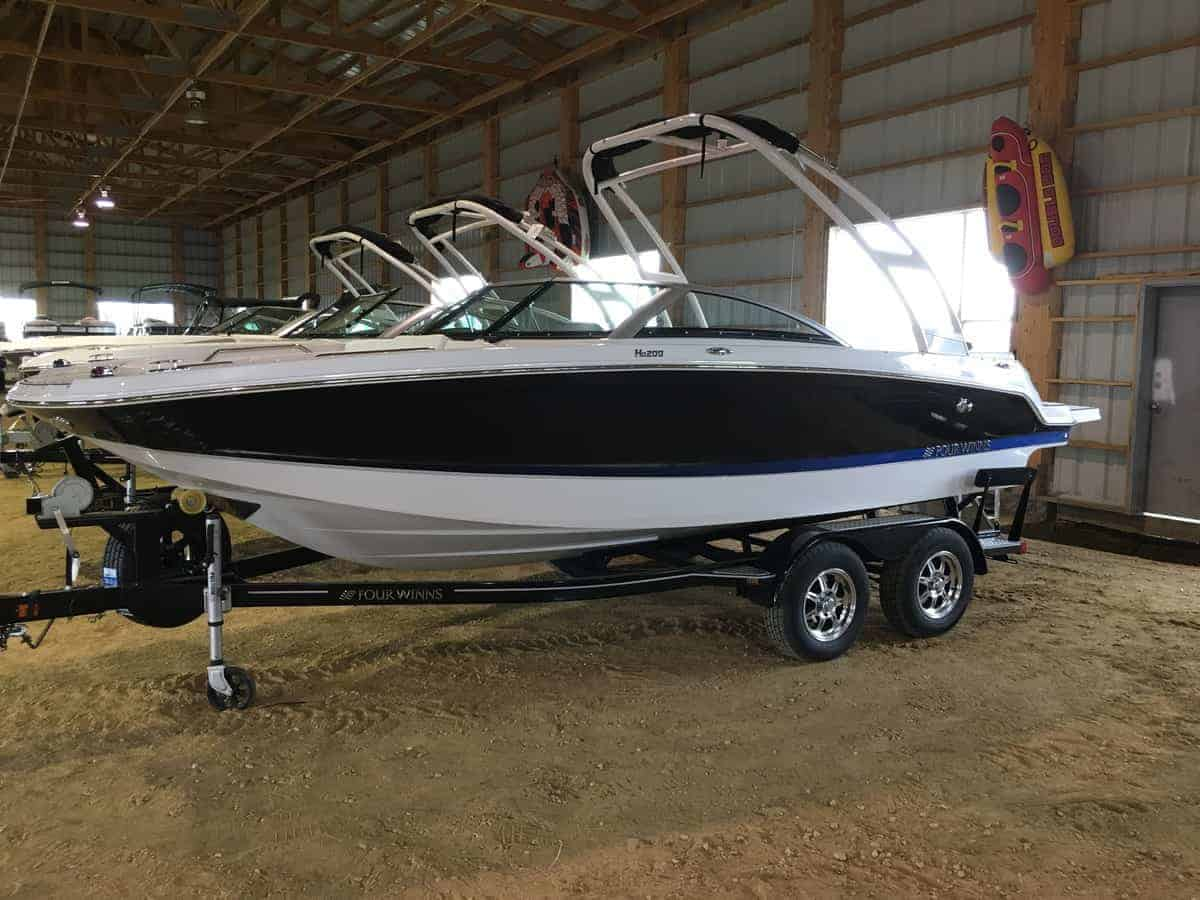 NEW 2019 Four Winns HD 200 - Shipwreck Marine
