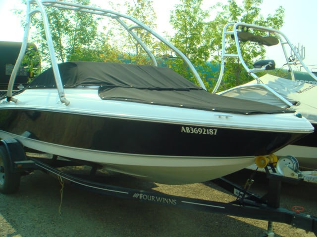 USED 2013 Four Winns H 180 - Shipwreck Marine