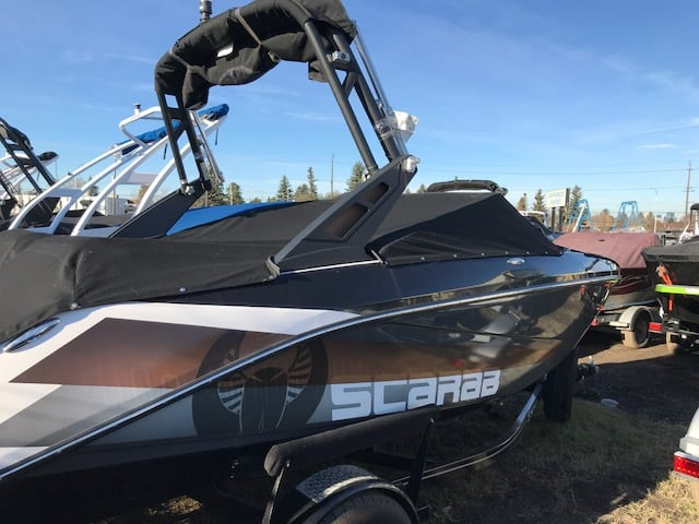 NEW 2017 Scarab 195 HO Impulse - Shipwreck Marine