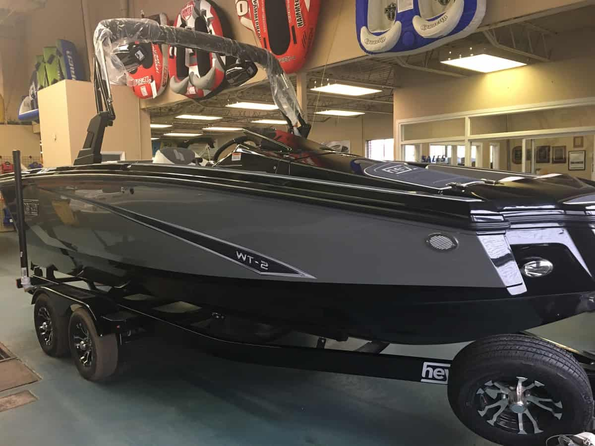 Tow Sport Boats Edmonton Boat Sales Shipwreck Marine Harness Airhead New 2019 Heyday Wt 2