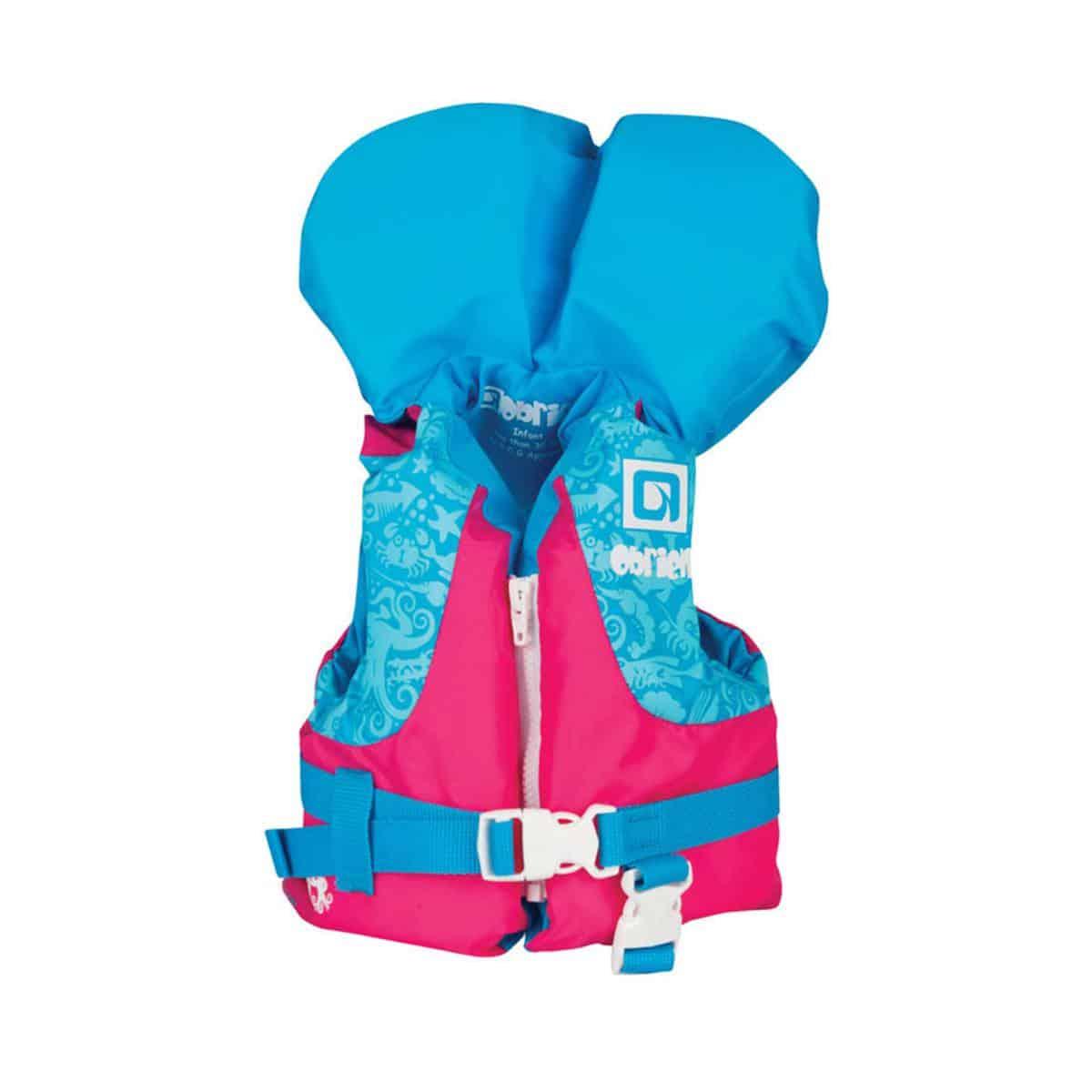NEW 2018 Obrien Nylon life jacket - Shipwreck Marine