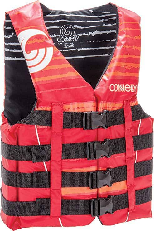 NEW 2018 Connelly Mens 4 belt nylon - Shipwreck Marine