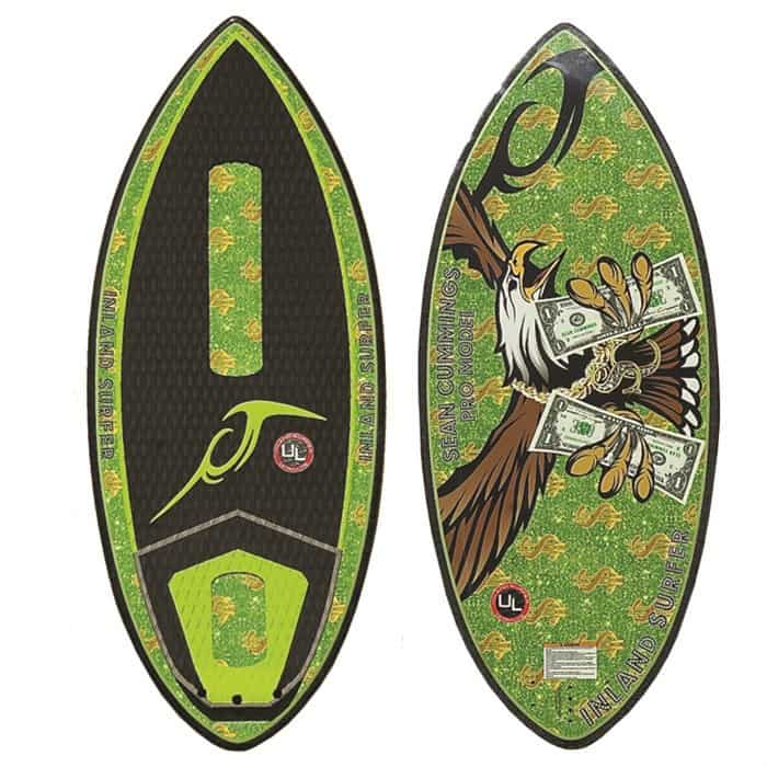 NEW 2018 Inland Surfer Sean Cummings - Shipwreck Marine