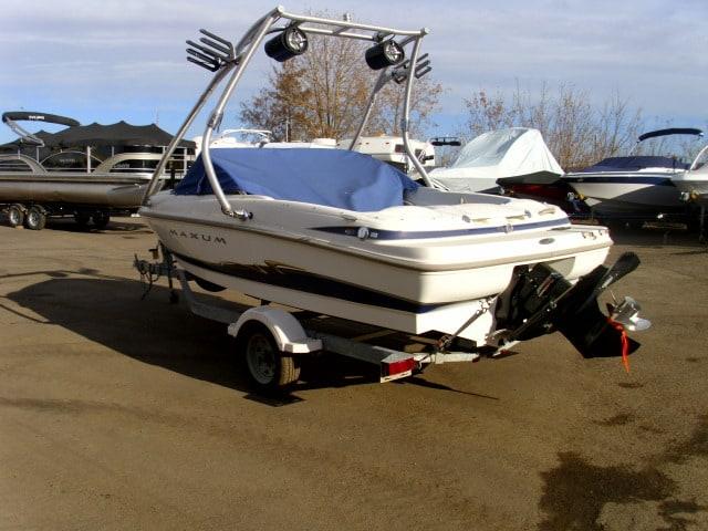 USED 2004 Maxum 1800 MX - Shipwreck Marine