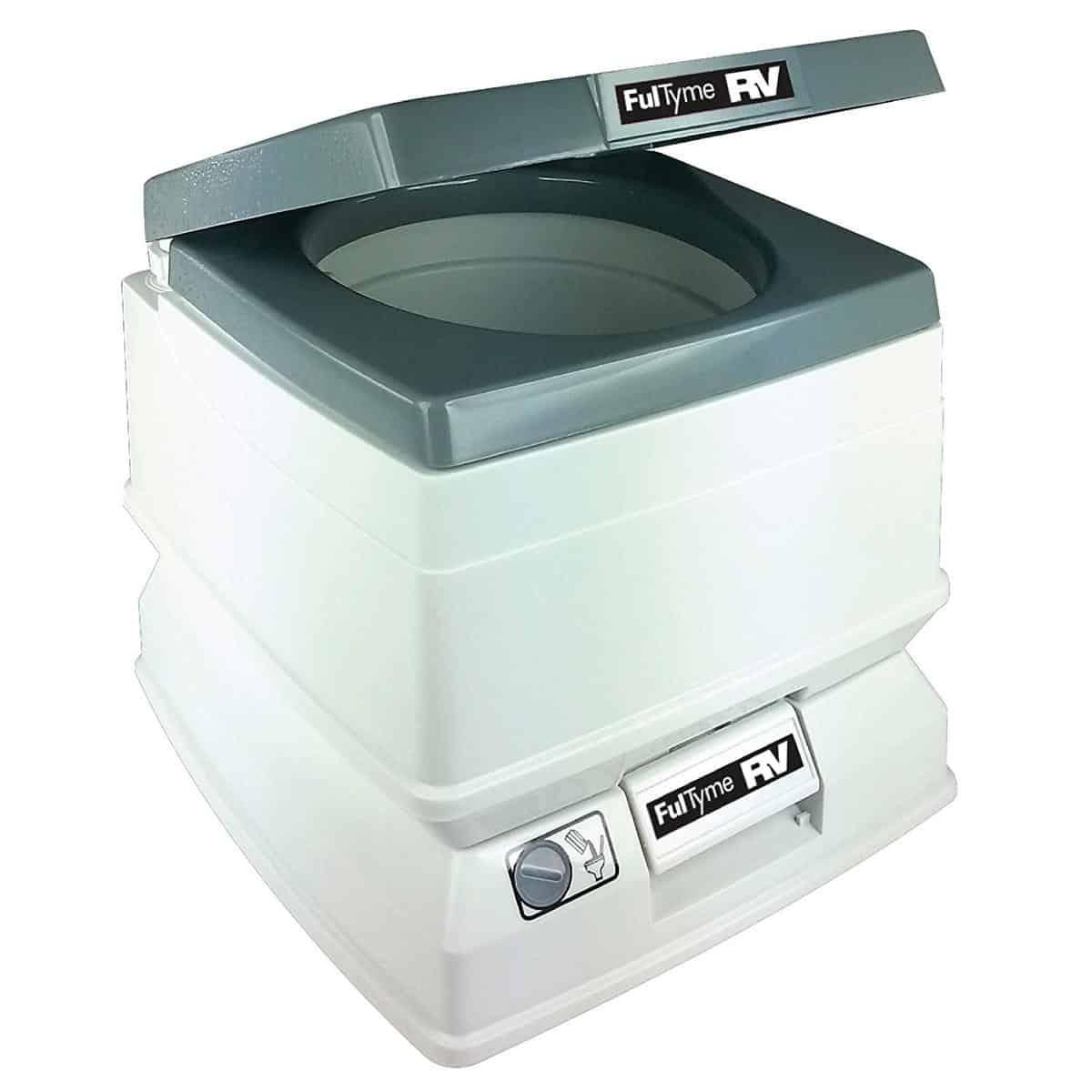 NEW 2018 Fultyme 8L portable toilet - Shipwreck Marine