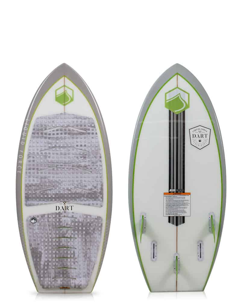 NEW 2018 Liquid Force Dart Wake surfer - Shipwreck Marine