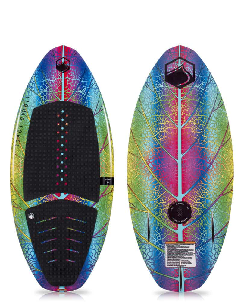 NEW 2018 Liquid Force Gromi Wake surfer - Shipwreck Marine