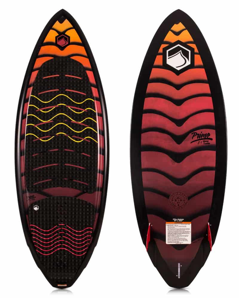 NEW 2018 Liquid Force Primo Wakesurfer - Shipwreck Marine