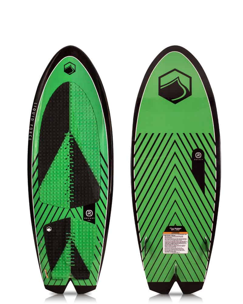 NEW 2018 Liquid Force Rocket wakesurfer - Shipwreck Marine