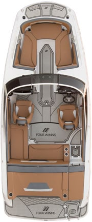 NEW 2019 Four Winns HD 200 RS Watersports Tower - Shipwreck Marine