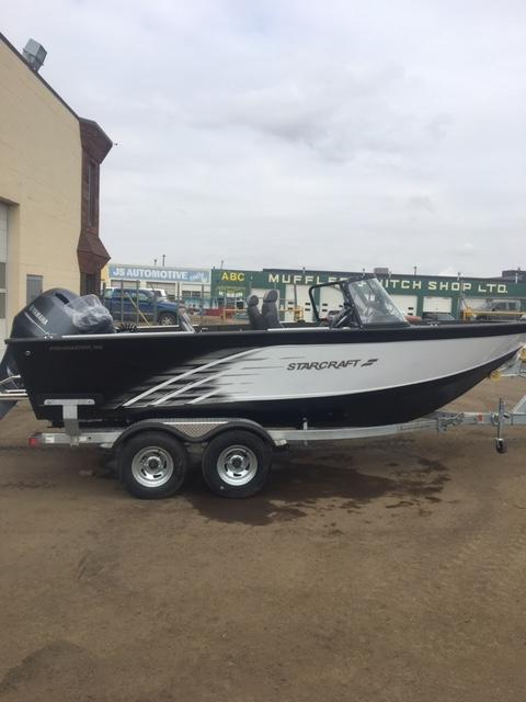 NEW 2019 Starcraft 196 Fishmaster - Shipwreck Marine