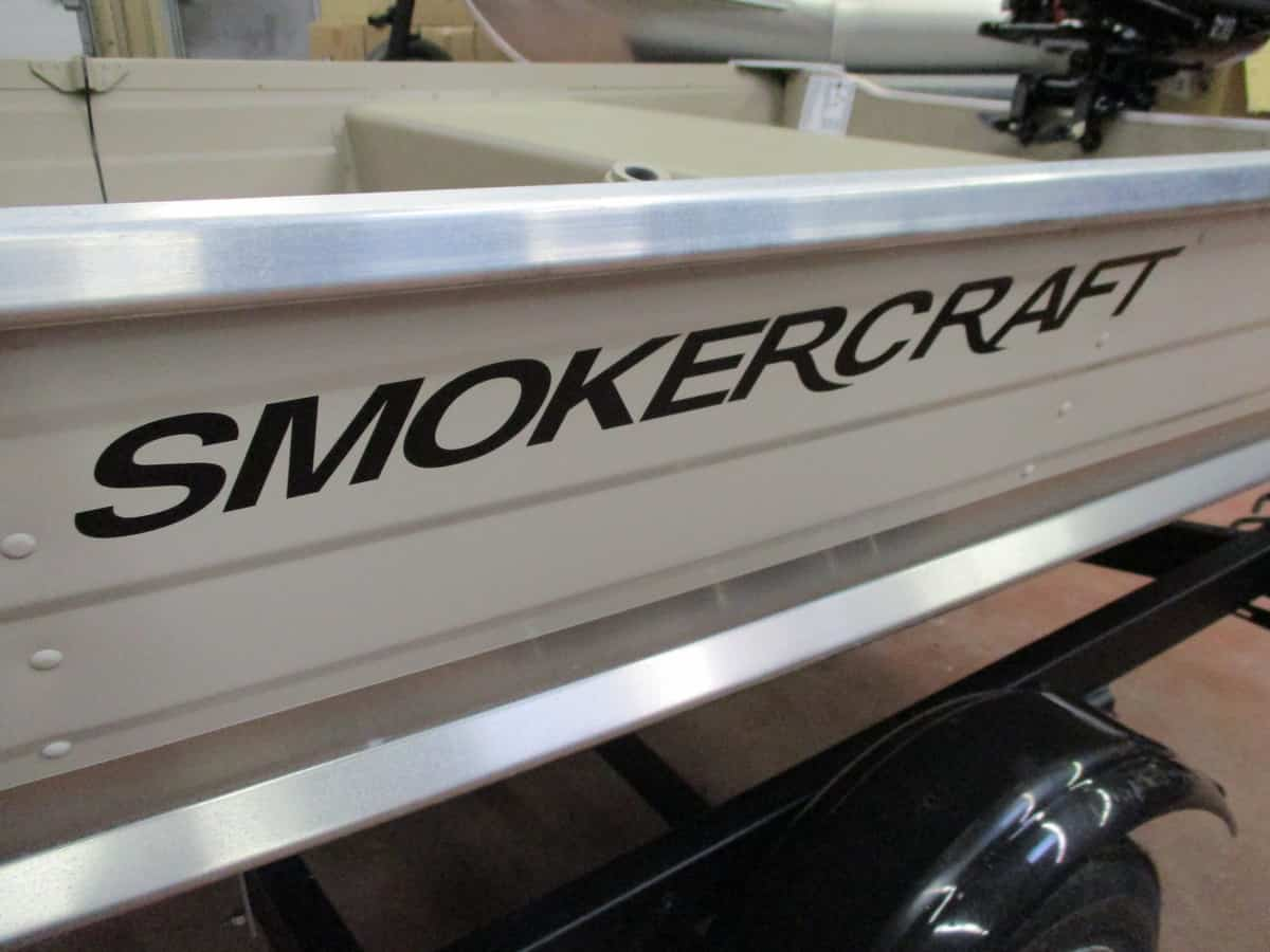 NEW 2019 Smokercraft 12 Foot Canadian Package - Shipwreck Marine