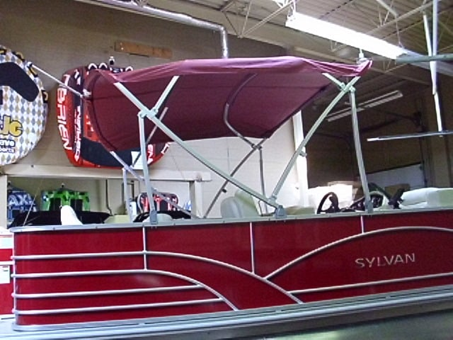 NEW 2019 Sylvan Mirage 822 Party Fish - Shipwreck Marine