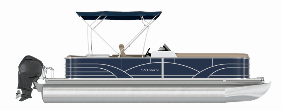 NEW 2019 Sylvan Mirage 8520 Cruise - Shipwreck Marine
