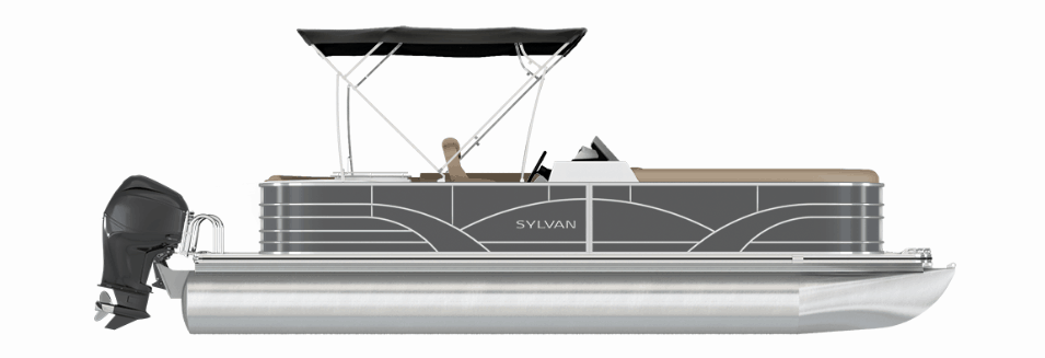 NEW 2019 Sylvan Mirage 8520 Cruise-n-Fish - Shipwreck Marine
