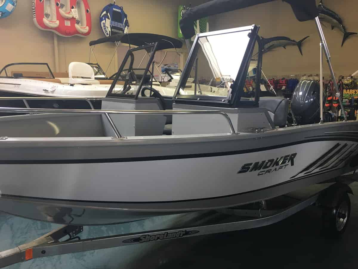 NEW 2019 Smokercraft 162 Pro Tracer All Welded Aluminum - Shipwreck Marine
