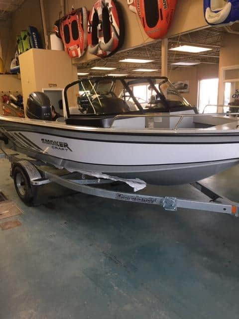 NEW 2019 Smokercraft 172 Osprey All Welded Aluminum - Shipwreck Marine
