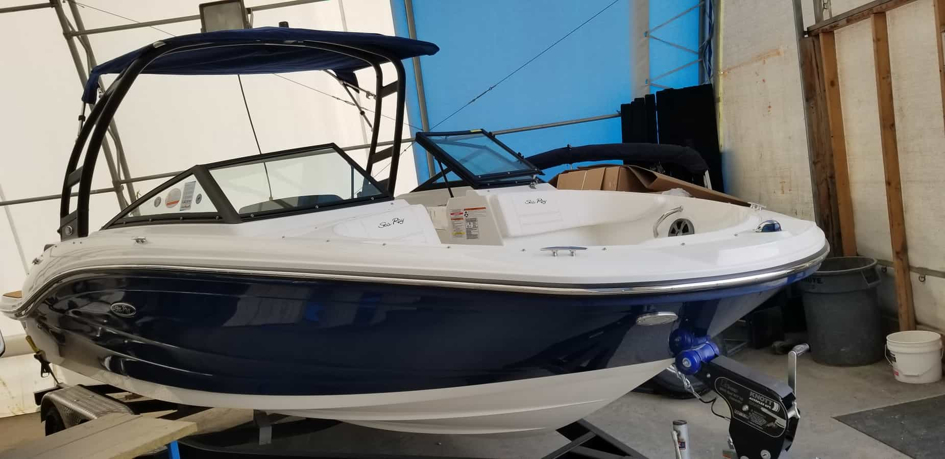 NEW 2019 Sea Ray SPX 190 Elevation Edition - Shipwreck Marine