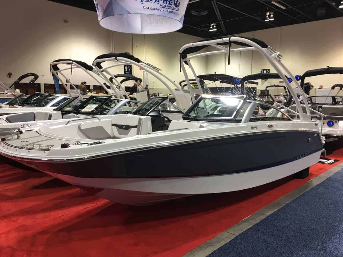 NEW 2019 Four Winns HD 180 W/Tower - Shipwreck Marine
