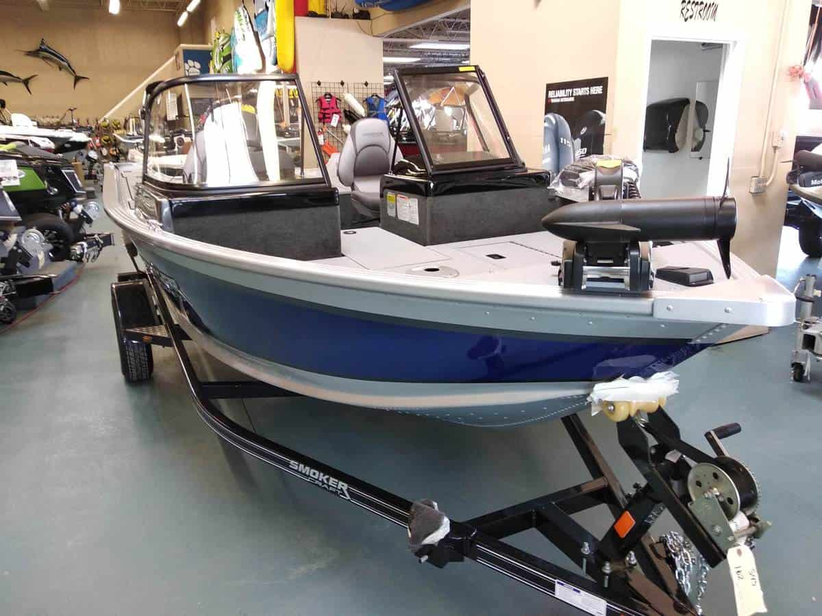 NEW 2019 Smokercraft 162 Pro Angler XL - Shipwreck Marine