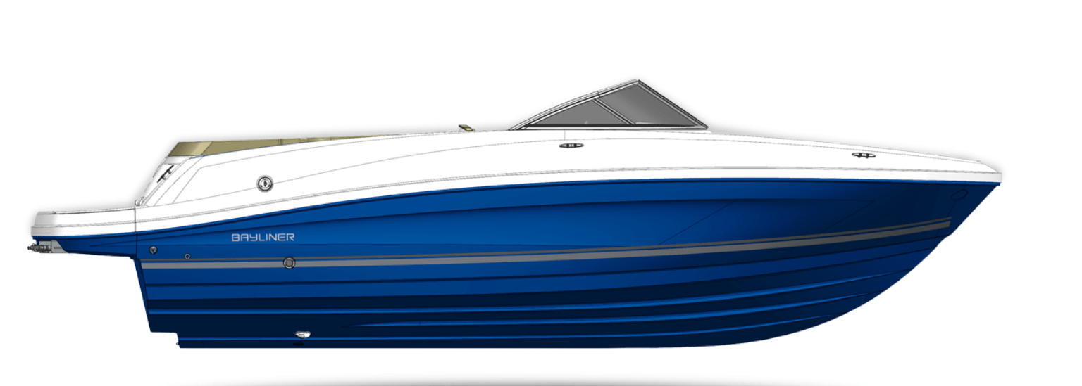 NEW 2019 Bayliner VR4 - Shipwreck Marine