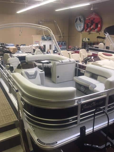 NEW 2019 Sunchaser Geneva 20 Cruise-n-Fish 115 HP Four Stroke - Shipwreck Marine
