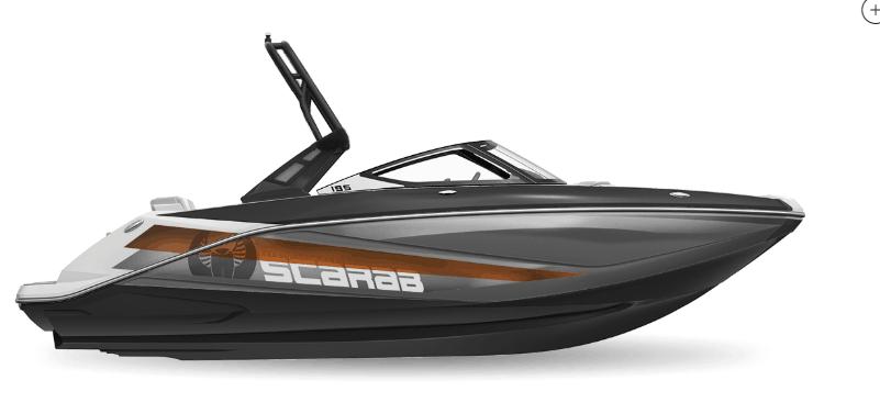 NEW 2019 Scarab 195 Identity Wake Edition - Shipwreck Marine