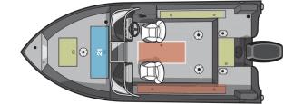 NEW 2019 Starcraft 166 Stealth DC W/60HP - Shipwreck Marine