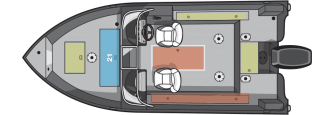 NEW 2019 Starcraft 166 Stealth DC W/90HP - Shipwreck Marine