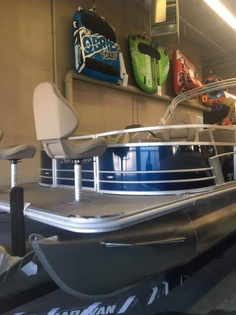 NEW 2019 Sunchaser Geneva 22 DS Cruise W/115HP 4 Stroke 3 Point Fish Package - Shipwreck Marine