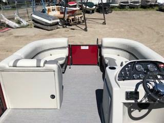 NEW 2019 Sunchaser Geneva 22 LR DH Sport 200 HP Tri Toon - Shipwreck Marine