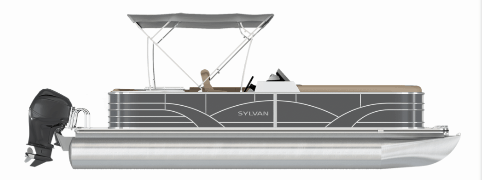 NEW 2019 Sylvan Mirage 820 Cruise - Shipwreck Marine