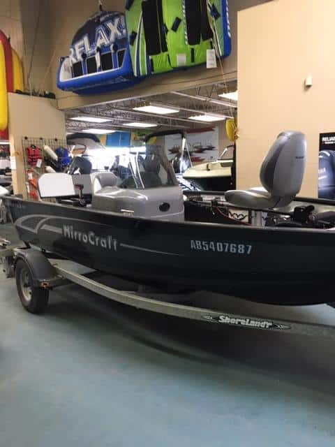 USED 2016 Mirrocraft 167 Outfitter - Shipwreck Marine